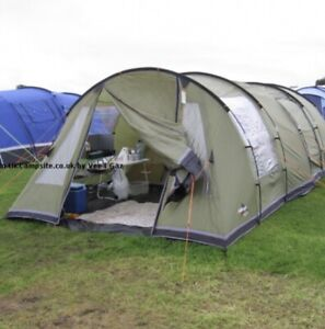 Used Vango Icarus 500  Enclosed Tent Awning