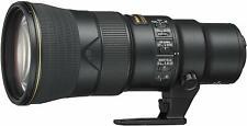 Nikon AF-S 500mm f/5.6e pf ed VR-del distribuidor, Deutsche Ware
