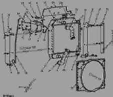 John Deere Original Equipment Tank #R192002