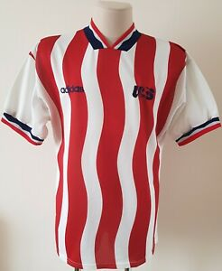 USA 1994 - 1995 Home football Adidas shirt size L