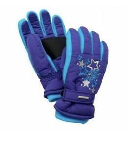 NEW Girls ZeroXposur Purple Performance Ski Gloves Thinsulate Winter Youth M/L