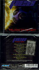 Peo - Welcome to the Party (2016) Scandi AOR,T'Bell, Dalton,Alien,Grand Illusion