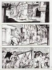 """GALLIENO FERRI -  Zagor  n. 188 """" Il regno delle tenebre """" p. 78"""