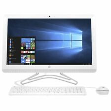 HP 24-f0035a 23.8 inch (1 TB, AMD Dual-Core Processor E-300., 3.00 GHz, 4 GB) All-In-One Desktop - 3JV30AA