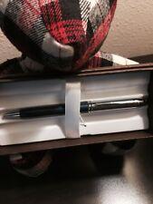 Cross TOWNSEND Deep Blue & Chrome Ball Point Pen    Sale$$$ AT0042G-10