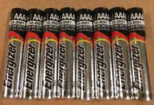 8 NEW Energizer AAAA E96 Alkaline Batteries BULK Exp 12/2021- USA SELLER