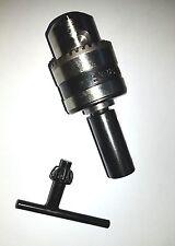 Bohrfutter mit Aufnahme für Poliermaschine – Aufnahme D. 8 mm – Zahnkranzfutter