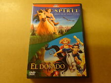 DVD / SPIRIT / THE ROAD TO EL DORADO