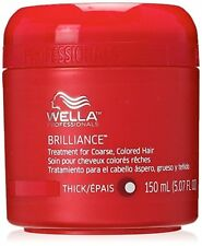 Wella Brilliance Treatment for Coarse Colored Hair ,5.07 Ounce