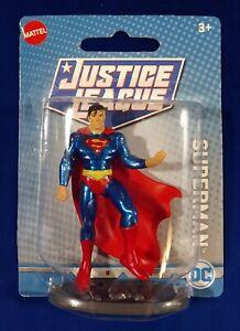 "DC Comics Superman 3"" Mini Figure (Mattel) - New!"