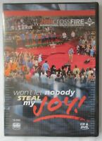 WON'T LET NOBODY STEAL MY JOY! DVD  2011 CROSSFIRE INTL YOUTH CONF - BRAND NEW