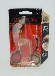 Revlon Gold Series Lash Curler with Titanium Coating — SHIPS FREE