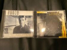 Sting The Best Of & Dream Of Blue Turtles (2 CD LOT)
