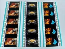 Digimon The Movie 35mm Film Unmounted Japan Animation Japanese Cells Monsters