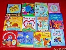Scholastic Humorous Kindergarten Books Lot 24 Preschool Early Elementary Teacher