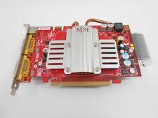 MSI NVIDIA GeForce 8600 GT NX8600GT-T2D256EZ 256 MB GDDR3 SDRAM V102 VER 1.0