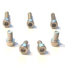 Fuel Tank Filler Cap Screw Pack - Ducati 748 916 996 998 1098 1198 848