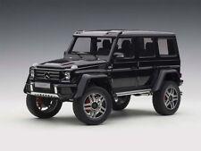 AutoArt Mercedes-Benz G500 4x4² Gloss Black 2016 1/18