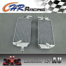 L&R aluminum alloy radiator Suzuki RM 250 RM250 2-stroke 1996 1997 1998 96 97 98