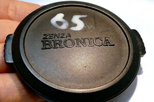 Bronica 6X7 72mm Front Lens Cap for 65mm f4 GS-1 100mm macro f3.5 80mm f3.5 6X7