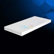 300x140x20mm Aluminum Heat Sink Cooling For LED Power IC Transistor Heatsink im