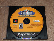 Strike Force Bowling Sony Playstation 2 2004 PS2 Game Only Free Shipping