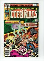The Eternals #2 1976 1st Ajak and Celestials Jack Kirby Movie Coming Key Book HG