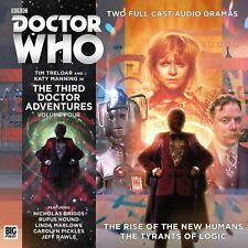 The Third Doctor Adventures - Volume 4 (Doctor Who) Audiobook CD Boxset