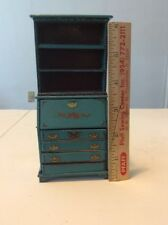 Artist Made secretary desk dollhouse miniature