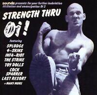 Strength Thru Oi! [CD]
