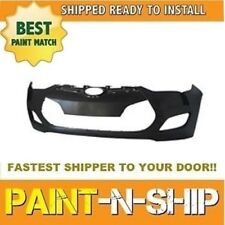 for 2016 2017 HYUNDAI VELOSTER Front bumper w/oTurbo Painted HY1000189