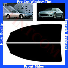 Pre Cut Window Tint Chrysler Sebring 2D Coupe 2000-2006 Front Sides Any Shade
