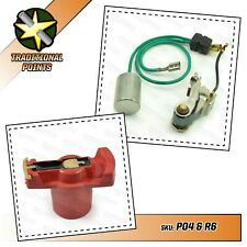 VW T2 Camper Powerspark Points And Condenser Set With Rotor Arm