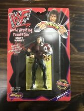 MATT HARDY WWF Bend Em MOC WWE JUSTOYS BendEms Bend-Ems Bendie