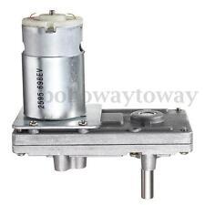 TAKANAWA RS-555 metal gear motor 12V-24V DC Getriebemotor high torque low noise
