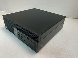 Dell OptiPlex 5040 SFF 8GB RAM 240GB SSD Desktop PC Windows 10 Pro