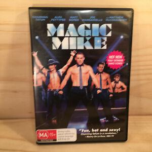 MAGIC MIKE Sexy Strip Tease Adventure DVD Movie (R4) Channing Tatum