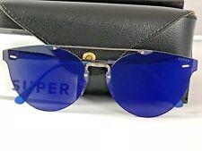 New Super Retrosuperfuture FK8 Tuttolente Giaguaro Infrared Sunglasses Size 53mm