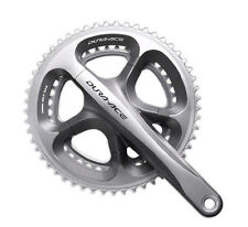 Shimano Dura-ace Fc-7900 Double Chainset Hollowtech II 180 Mm 55 / 42t