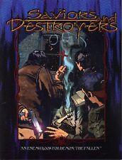 DEMON the fallen RPG Saviors & Destroyers SC MINT Wolf