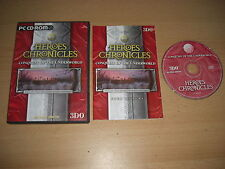 Heroes Chronicles-Conquest of the Underworld PC CD ROM rapide 1st classe post