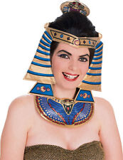 Adult Std. Cleopatra Costume Headpiece and Necklace - Egyptian Costume Accessori