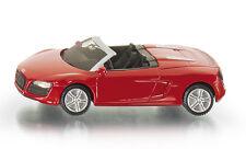 Siku Super 1316 Cabrio Version Audi R8 Spyder Sports Car Model