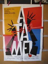 A7704 ATAME PEDRO ALMODOVAR ANTONIO BANDERAS VICTORIA ABRIL