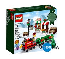Lego 40262 Christmas Mini Train Ride 2017 Holiday Seasonal Set 169pcs