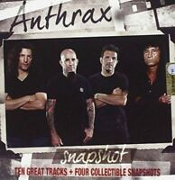 Anthrax - Snapshot: Anthrax -Digipack New and Sealed CD