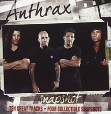 Anthrax - Snapshot: Anthrax -Digipack New and Sealed CD