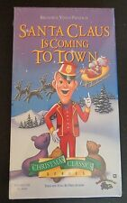 Santa Claus Is Coming To Town Vhs 1989