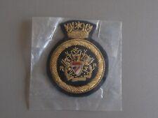British Airways 1970's Cabin Crew Gold Bullion Wire Hat Badge