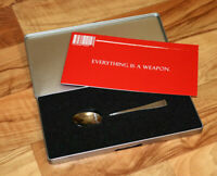 Hitman Absolution Square Enix Mailing Campaign Press kit Exclusive Spoon Case